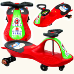 Riding Toy, Wiggle Red Car