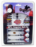Outlaw OUTL1813 Soft-Tip Darts (18g)