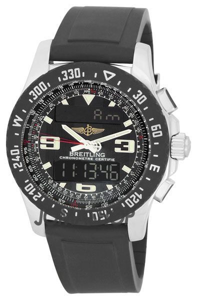 breitling airwolf s analog digital
