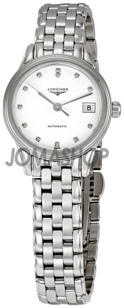 Longines Flagship Diamond Ladies Watch 42744276