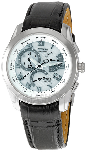 Citizen Calibre 8700 Eco-Drive Perpetual Calendar Mens Watch BL8000-03A-奢品汇 | 海淘手表 | 腕表资讯