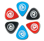 D'Addario/Planet Waves Surepick Guitar Picks Light Gauge 50-Pack, 10RD2-50