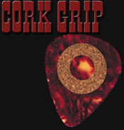 Clayton Cork Grip Pick Standard 1.26 Pack of 6, CG126-6