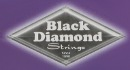 Black Diamond Electric Bass Guitar Strings