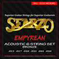 "Sfarzo Acoustic Guitar ""Empyrean"", .013 - .056, E050"