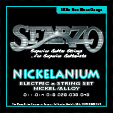 "Sfarzo Electric  Guitar ""Nickelanium"", .011 - .048, N80"