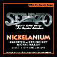 "Sfarzo Electric  Guitar ""Nickelanium"", .010 - .046, N70"