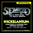 "Sfarzo Electric  Guitar ""Nickelanium"", .009 - .042, N40"