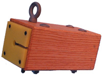 CMI Trolley Brake Block TRBRAKE