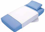 Super-Absorbent Machine Washable Bed-Wetting Mattress Protection Pads
