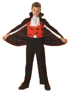Child Vampire Halloween Costume