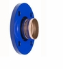 CTS  Copper Roll Grooved  Adapters.  Class 125/150  lb Flanges<br>