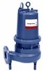 Goulds Water Technology Submersible Sewage Pump Series 3888D3, Single Phase Pumps <BR>