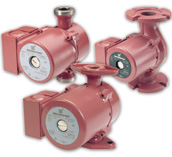 Grundfos Hot Water Circulating In-Line Pumps For Systems With Return Line