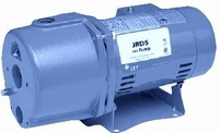 Goulds Water Technology Convertible Deep Well Jet Pump 1/2 HP, 115/230V.  # JRD5 (D)