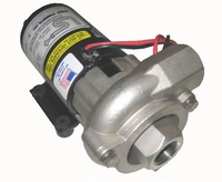 "MP Pumps FRX75 Series 316 Stainless 12V DC ""LilSquirt"" 3/4"" NPT Pump # 34141  (D) <BR>"