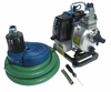 "Pacer Engine Driven Self Priming Pump 25 GPM 1"" # PAC25  (C)"