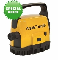 Rule AquaCharge  Battery Operated Utility Pump AQ500-100 (EE)