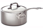 Viking Cookware 3 qt Sauce Pan with Lid