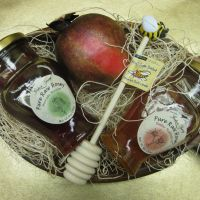 Double Dipped Rosh Hashana Gift Basket