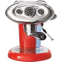 Illy Caffe Iper Espresso Machine X7- Red