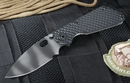 Strider SNG GG Black Tiger Stripe Folding Knife