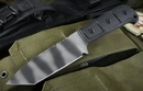 Strider MSS T Tiger Stripes Tactical Fixed Blade Knife