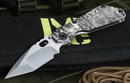 Exclusive Mick Strider Custom SNG CC-T Tactical Folding Knife - OUT OF STOCK