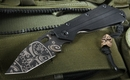 Starlingear Strider SMF CC T Sakura Kami Tactical Folding Knife