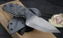 Duane Dwyer Custom Caveman Tactical Fixed Blade Knife