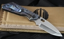 Duane Dwyer Custom SNG-T Unique Grind Tactical Folding Knife - SOLD