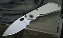 Strider SNG Ranger Green and Stone Washed Tactical Folding Knife - SOLD
