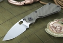 Strider SNG GG Ranger Green Tactical Folding Knife