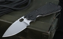 Strider  SNG GG Black Tactical Folding Knife - SOLD