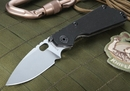 Strider SNG Black Tactical Folding Knife - OUT OF STOCK