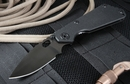 Strider SNG Black DLC Folding Knife - SOLD
