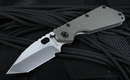 Strider SMF T Tactical Folding Knife - Hand Ground Blade by Mick Strider - SOLD
