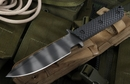Strider MT GG Black Tactical Fixed Blade Knife - SOLD