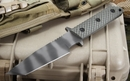 Strider WB MOD 10 Ranger Green Gunner Grip Tactical Fixed Blade Knife -SOLD