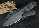 Strider SA-L GG Black on Black Tactical Fixed Blade - OUT OF STOCK