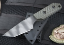 Strider DB Ranger Green Gunner Grip Tactical Fixed Blade Knife