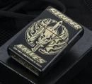 Strider Knives Zippo Our Only Competition is Death - Flame -SOLD