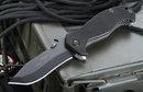 Emerson Mini CQC-15 Black Blade Tactical Folding Knife