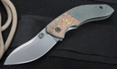 Jens Anso Cato Custom Tactical Folding Knife - 2
