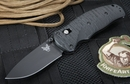 Benchmade Volli Axis Assist - Black Blade Folding Knife