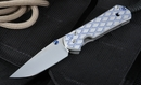Chris Reeve Small Sebenza 21 - Expanded Metal CGG Pattern