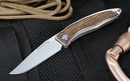 Chris Reeve Mnandi Bocote Inlay Folding Knife