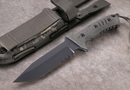 Chris Reeve Pacific Signed - Fixed Blade Knife