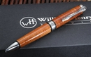 William Henry TW1 1201 Curly Coa Wood Twist Pen