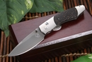 William Henry Spearpoint B12 TBPB Folding Knife
